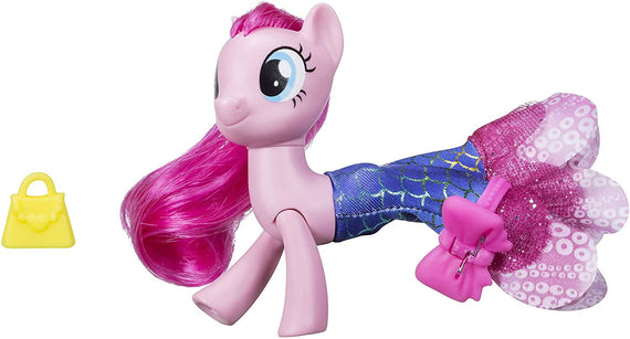 My Little Pony The Movie Land & Sea Fashion Styles Pinkie Pie - 630509532469