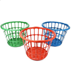 Plastic Laundry Basket 40 x 29 cm 290 G Associated- 10007208