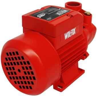 Wolfox 1/2 HP Peripheral Water Pump - Ideal pump for irrigation work and high volumes of water - WF9710