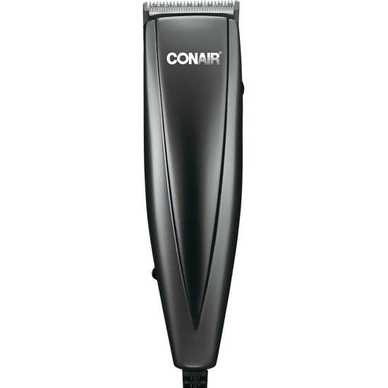 Conair Simple Cut 12-Piece Haircut Kit has everything you need to achieve professional haircuts at home. Its powerful magnetic motor clipper with stainless steel blades for long lasting cutting precision - C-HC108RGB