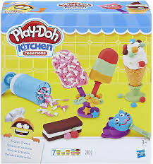 Play-Doh Kitchen Creations Frozen Treats Set - PN00023131