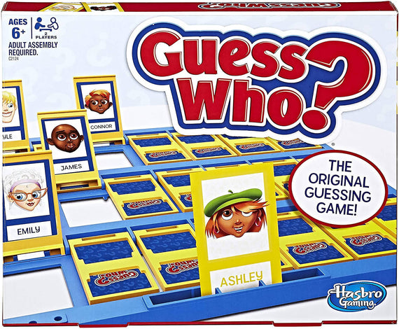 Guess Who Classic Game - C2124