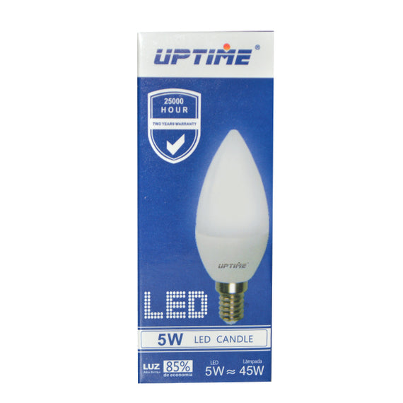 Up Time Led Bulb Candle 5 W (45W) Daylight- 20016809
