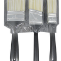 ProTouch Paint Brush 3 Pc Set Assorted for DIY's & Professionals (CH91129)