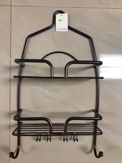 Shower Caddy 46 cm Chrome Bronze - 20016823