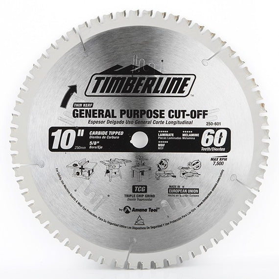 TIMBERLINE SAW BLADE 250-601