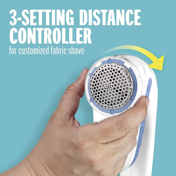Conair Complete Care Battery Operated Fabric Shaver/Defuzzer - C-CLSIR