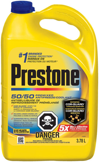 Prestone Anti freeze/Coolant - 331258
