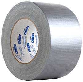 ABRO Silver Cloth Duct Tape 395 (MAHTA030)