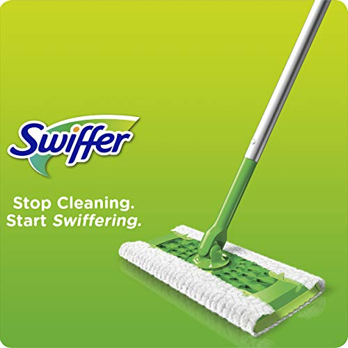 Swiffer Sweeper Dry and Wet Floor Mopping and Cleaning Starter Kit: Health & Personal Care
