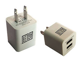 AGILER HIGH POWER DUAL USB WALL CHARGER - AGI-1172
