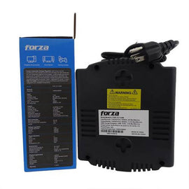 Forza 600 Watts Automatic Voltage Regulator - Reliable solution that provides the right protection for your equipment against over-voltages - 360949