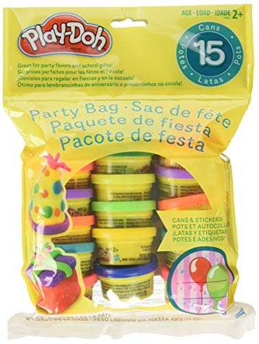 Play-Doh Party Bag Dough (15 Count): Toys & Games