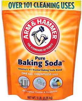 Arm & Hammer Pure Baking Soda, 5 lb: Health & Personal Care