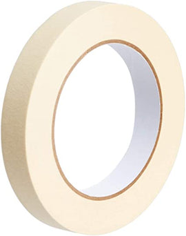 Toolcraft Masking Tape, General Purpose, Beige White Color, for Painting, Ideal for Home, Office, School Stationery, Arts, Crafts and More
