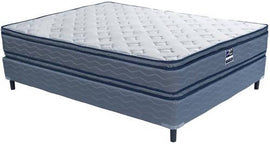 Serta 5'0 Eternity Eurotop Queen Mattress - Serta's most advanced to date the complete solution to all your comfort needs - 341874