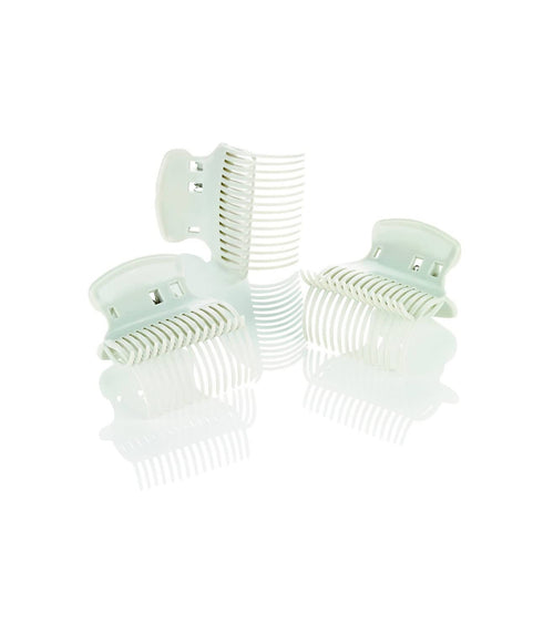 Conair Super Clips Multipurpose Hair Clips - Holds rollers securely to create uniform curls - C-SPC10X