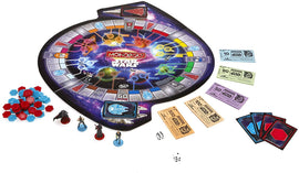 Monopoly Board Game Star Wars - B0324