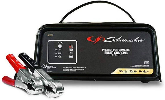 Schumacher Battery Charger 10 amp-265401