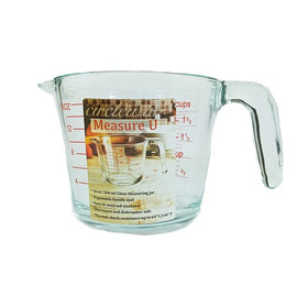 Circleware Measure U Measuring Cup - Designed for controlled pouring, so it is important one for kitchen and baking - 70457206606