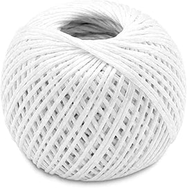 HomeStyle Essentials Polypropylene Twine Roll - Ideal for Industrial, Packaging, Arts and Crafts, Hobby, Gifts, Decoration, Bundling, Gardening, and Home Use, 1 Pack-CH85664