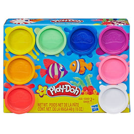 Play-Doh Rainbow 8 Pack - PN00030307