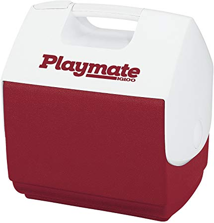 Igloo 7Qt Playmate Pal Diablo Red Cooler - 07362