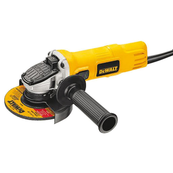 "Dewalt 4 1/2"" (115 Mm) 800 Watts Slide Switch Small, Compact, Lightweight Angle Grinder -Angle Grinders Are Used For Several Purposes Around The Home Or Workshop, These Tools Are Used To Grind, Sand, Or Polish - DWE4020-B3"