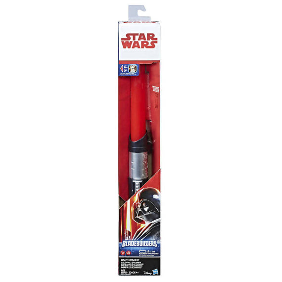 Star Wars Bladebuilders Darth Vader Electronic Lightsaber - PN00010083