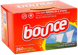 Bounce Fabric Sheets 260 Sheets-731202