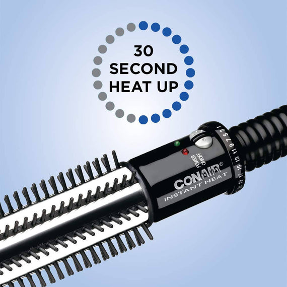 Conair Hot Sticks Instant Heat 3/4 Inch Hot Brush - C - BC84WCS
