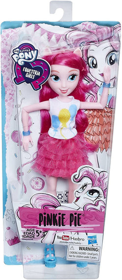 My Little Pony Equestria Girls Pinkie Pie Classic Style Doll - PN00020467