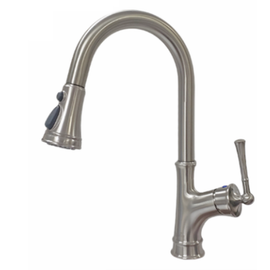 Aquarius Kitchen Mixer with Mag. Dock 3 modes sprayer - K133-BN Ideally for Kitchen Sinks