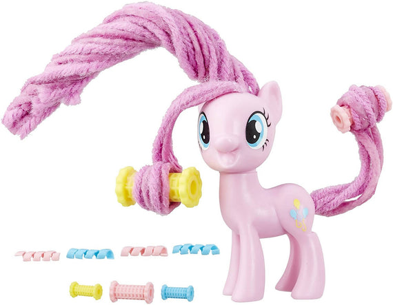 My Little Pony Twisty Twirly Hairstyles Pinkie Pie - PN00003233