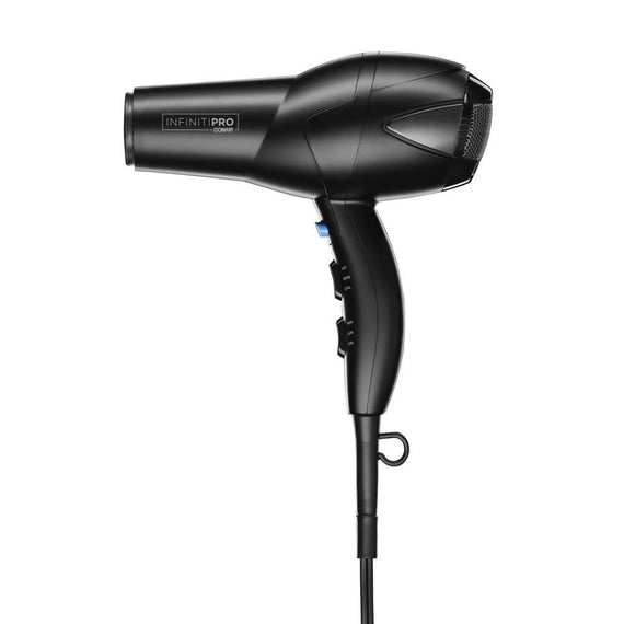 InfinitiPRO by Conair 1875 Watt Black Titanium Hair Dryer - C-461R