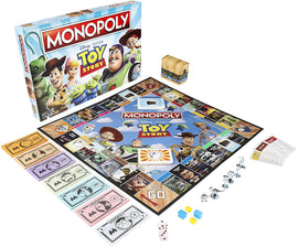 Monopoly Toy Story Board Game - E5065