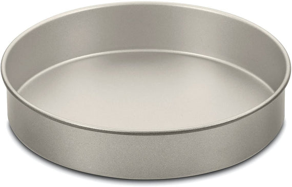 Cuisinart Chef's Classic Nonstick Bakeware 9 Inch Round Cake Pan (Champagne) - CU-AMB-9RCKCH
