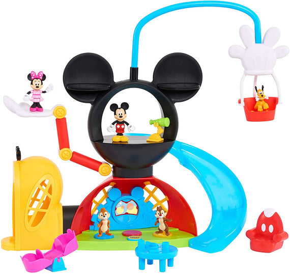 Mickey Mouse Clubhouse Adventures Playset Ideal for Kids play -38475