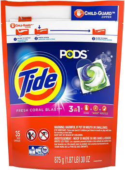 Tide Pods Liquid Detergent - 183804