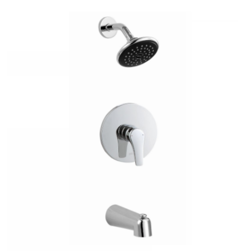 Delta In Wall Tub & Shower Mixer - 44075