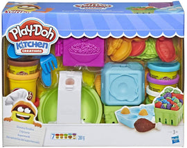 Play-Doh Kitchen Creations Grocery Goodies Set - PN00019259