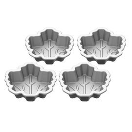 Cuisinart 4 piece Mini Maple Leaf Set is perfect for any autumn get together and will wow your guests - CU-CMBM-4MPL