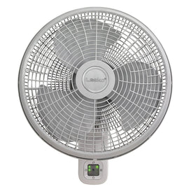 "Lasko Oscillating Wall-Mount Fan 16""- 31998"