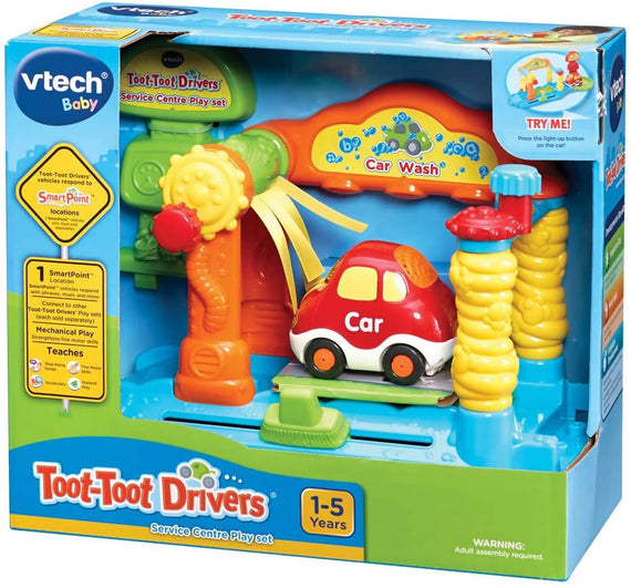 VTech Baby Toot-Toot Drivers Service Centre - 80-152603