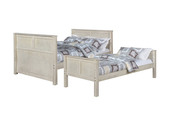 Montrose Twin/Full Bunk Bed Antique White - 461252