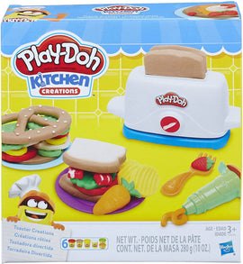 Play-Doh Kitchen Creations Toaster Creations Set - PN00020421