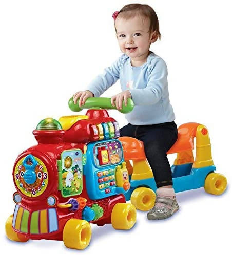 Vtech Push and Ride Alphabet Train - 80-181903