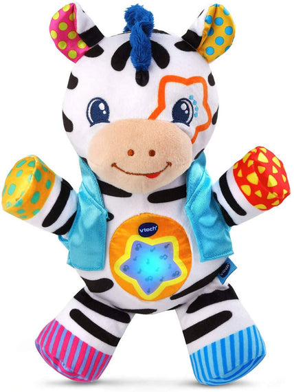 VTech Lights and Stripes Zebra - 80-513503