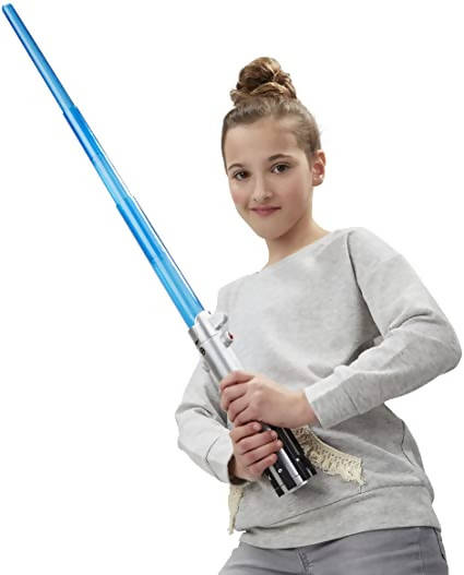 Star Wars Bladebuilders The Force Awakens Rey Starkiller Lightsaber - PN00015463