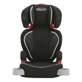 Graco TurboBooster Highback Booster Seat 2 in 1 Booster Cup holders Adjustable Height Weight Capacity: 30-110 lbs Height Color: Black Seat Color: Black Model: 1973649 /7146
